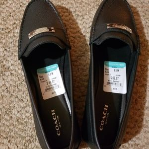 Brand New Coach 9.5 Loafers